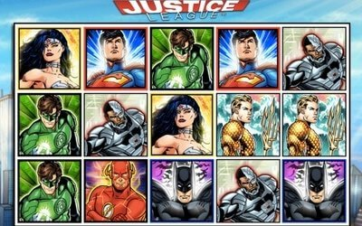 Try the new slot Justice League