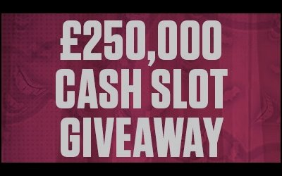 Great £250 000 prize draw at Ladbrokes!