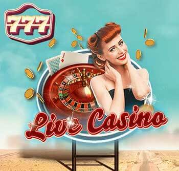 Live Casino at 777