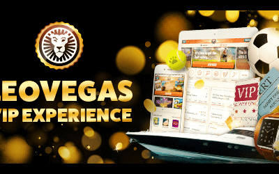 Get the full VIP experience at LeoVegas