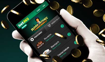 Bet365 iPhone / iPad