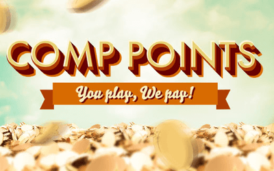 Earn comp points at 777!