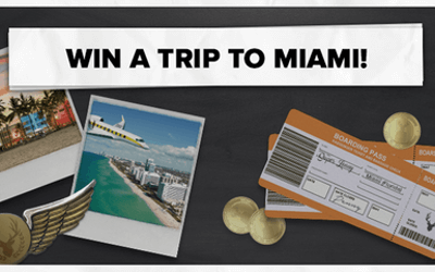 Win a trip to Miami!