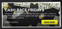 Friday Cash Race at Lennys