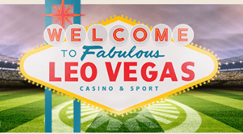 Welcome offer at LeoVegas