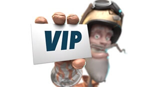 Thrills casino has an exclusive VIP Club!