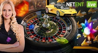 Super Live Roulette May at LeoVegas!