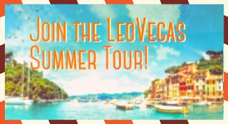 The €150K LeoVegas Summer Tour!