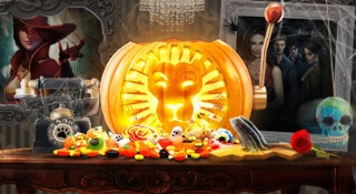 £20 000 Giveaway and Spooky Slots!